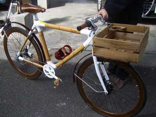 自転車の出張修理屋さんの ...